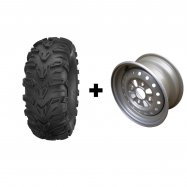Tyre And Rim Assembly Kit
