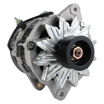 Alternator for Case, John Deere and Takeuchi w/Isuzu Engines OEM 8980921121 - ANK0016