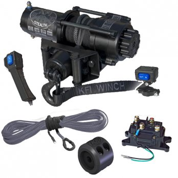 KFI   Winch   SE3500 Stealth   3500lb