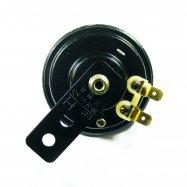 12v Black Mini Horn - P/n 120.0185