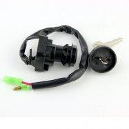 2 Position Ignition Key Switch for Kawasaki KLF300 KLF400 KVF400 | OE 27005-1201