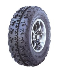 ATV Front Tyre | 22x7x10 6ply | Forerunner | EOS | E-Marked