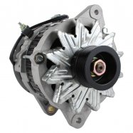 Alternator for Case, John Deere and Takeuchi w/Isuzu Engines OEM 8980921121 - ANK0016