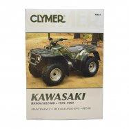 Clymer Workshop Manual - Kawasaki KLF 400 1993 - 1999