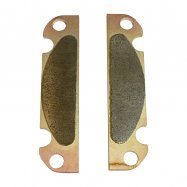 DISC PAD SET | Kioti | Mechron | Hand Brake - 2200 - 2210 - 2230