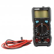 Digital Multimeter DC / AC Voltage Resistance Diode Transistor Continuity Test