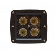 HYPER | LED | Single Flood Light | 20W | 12v | 80mm x 70mm x 70mm