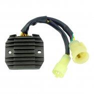 Kawasaki Ninja ZX6R | ZX6RR Mosfet Voltage Regulator | Replaces 21066-0002