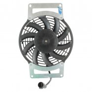 Kawasaki Type ATV KVF750 Cooling Fan Motor Assembly