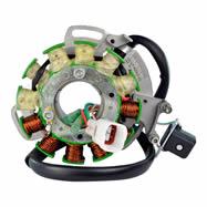 High Output Performance Generator Stator 100 W / Adjutable Timing Backplate Yamaha YFZ 350 Banshee 1995-2006 - RM01032