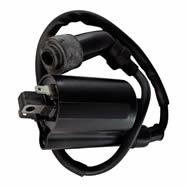 External Ignition Coil With Cap Yamaha 1988-2014 ( Grizzly 700 Raptor 700 XT 600 XV 250 V Star XV 360 Virago )