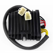 Improved Mosfet Voltage Regulator Rectifier Motorcycles Triumph 2001-2010 Daytona Speed Four Tripple Sprint RS ST Tiger - RM30507H