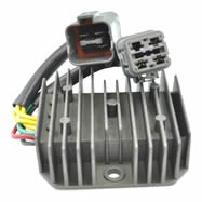 Voltage Regulator Rectifier Can-Am DS 250 2006-2013 Kymco Mongoose 250 300 2003-2011 MXU 150 250 300 2004-2011 - RM30903