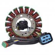 Ski-Doo MX Z X-RS 600 Carb L/C Generator Stator | Replaces 420893060