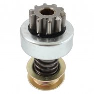 Starter Motor Drive: 10-Tooth; CCW; 3-Spline;: For Delco Starters
