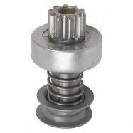 Starter Motor Drive: 10-Tooth; CW; 3-Spline;: For Delco Starters