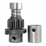 Starter Motor Drive: 10-Tooth; CW;: For Various Starters