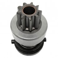 Starter Motor Drive: 9-Tooth; CW; 6-Spline;: For Delco Starters