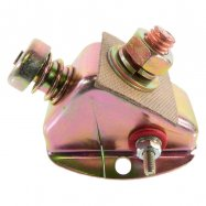 Starter Motor Mechanical Switch: 2-Terminal;: For Delco Starters