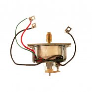 Starter Motor Solenoid Switch: 24-Volt;: For Bosch Starters SBO6015