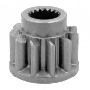 Starter Pinion Gear: 11-Tooth; CW; 18-Spline;: For Denso Starters
