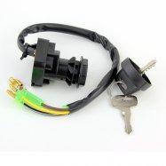 Two Position Ignition Key Switch for Kawasaki KLF220 Bayou | OEM 27005-1131