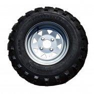 Tyre / Rim Assembly | L/H | 4/110 5+2 | 25x8x12 Mars