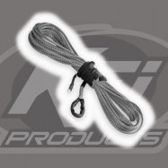 Winch Cable Synthetic 3 /16 X 50 Foot