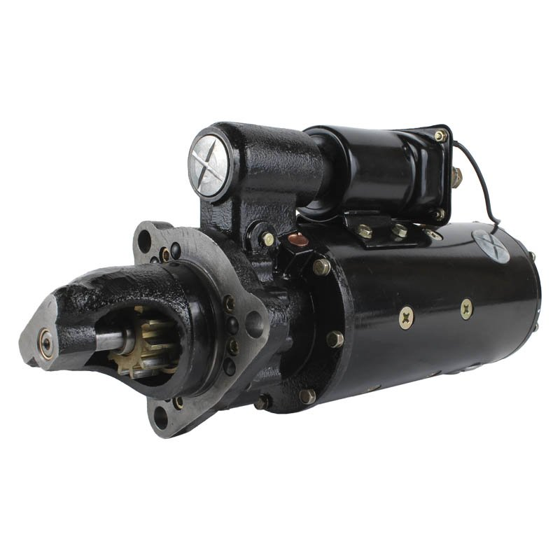 50mt delco replacement starter motor for caterpillar for Types of motor starters