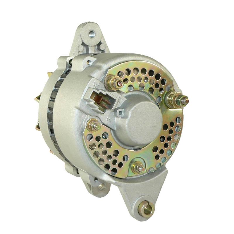 Kubota Tractor Alternators : Alternator and kubota compact utility