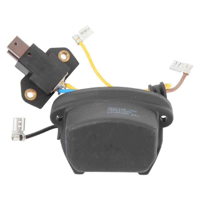 Voltage Regulator 24 : Voltage regulator internal volt a circuit w brushes