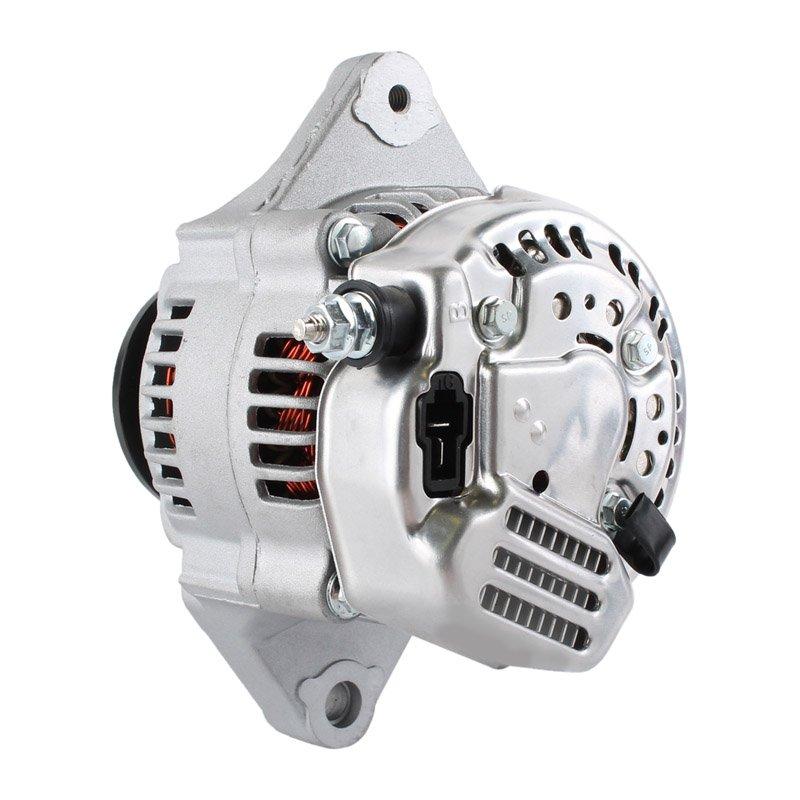 Kubota Tractor Alternators : Kubota l hst alternator moto electrical