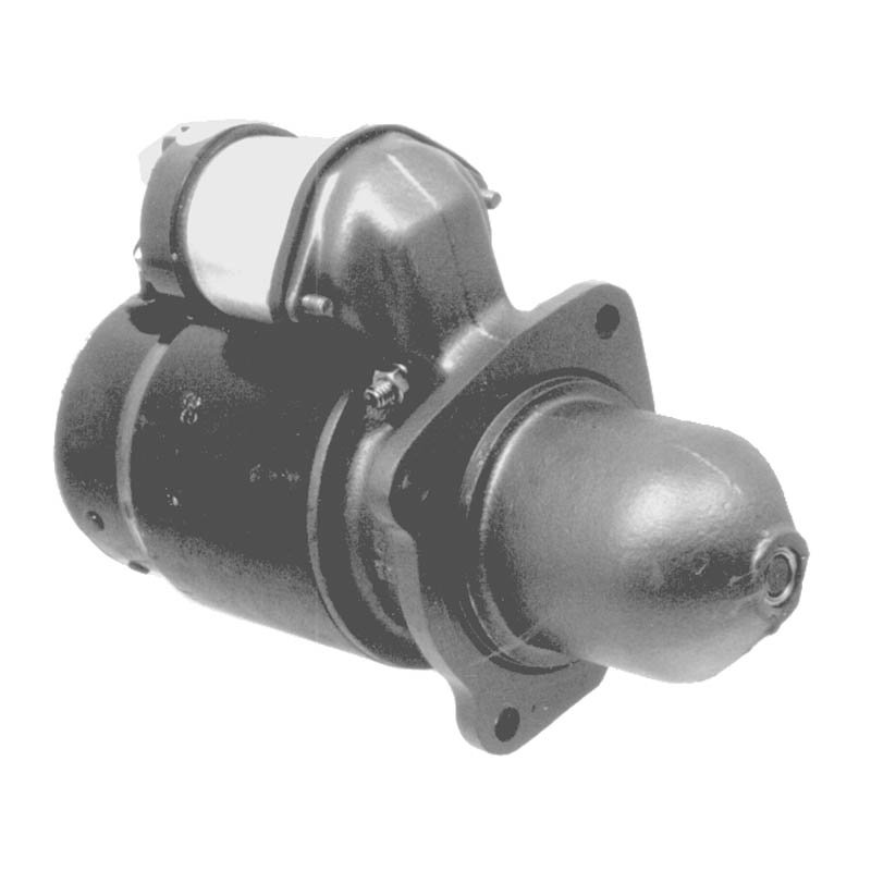 Starter Motor Sdr0246 Bobcat Clark Hough Ihc Towmotor
