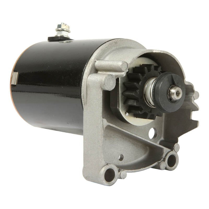 Briggs stratton 16t starter motor moto electrical for Types of motor starters