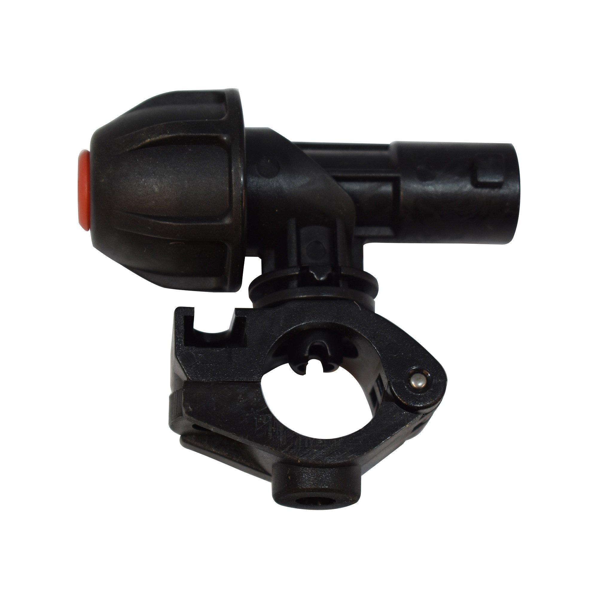 C-Dax Part - Nozzle Body - DCV - QC 22x10-90 Degree