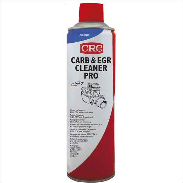 CRC Carburettor EGR PRO Cleaner 500ml   Moto-Electrical  
