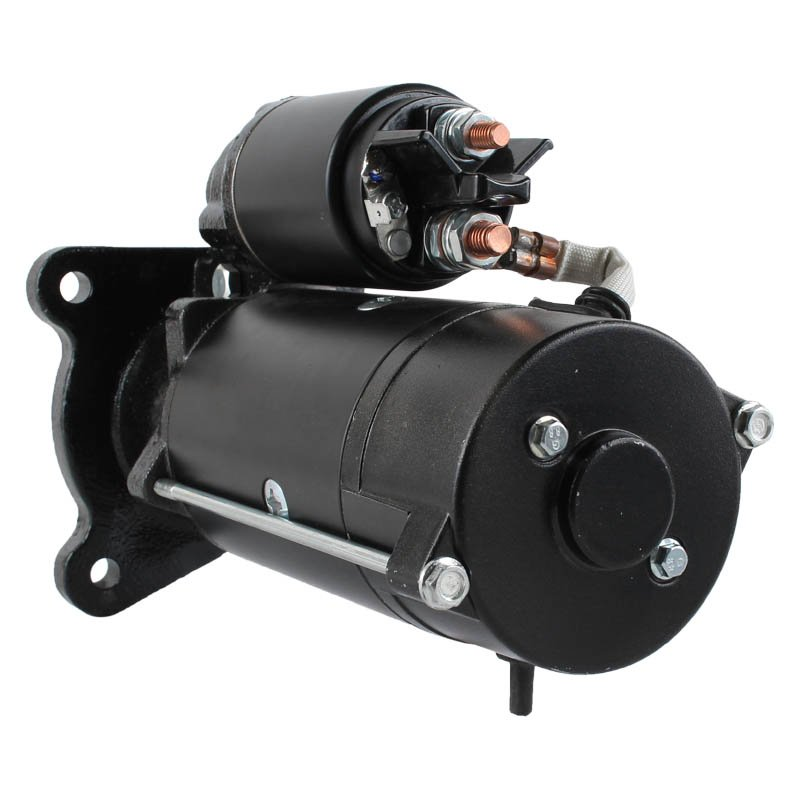 New Holland Tractor Starters : Case new holland farm tractor starter motor moto