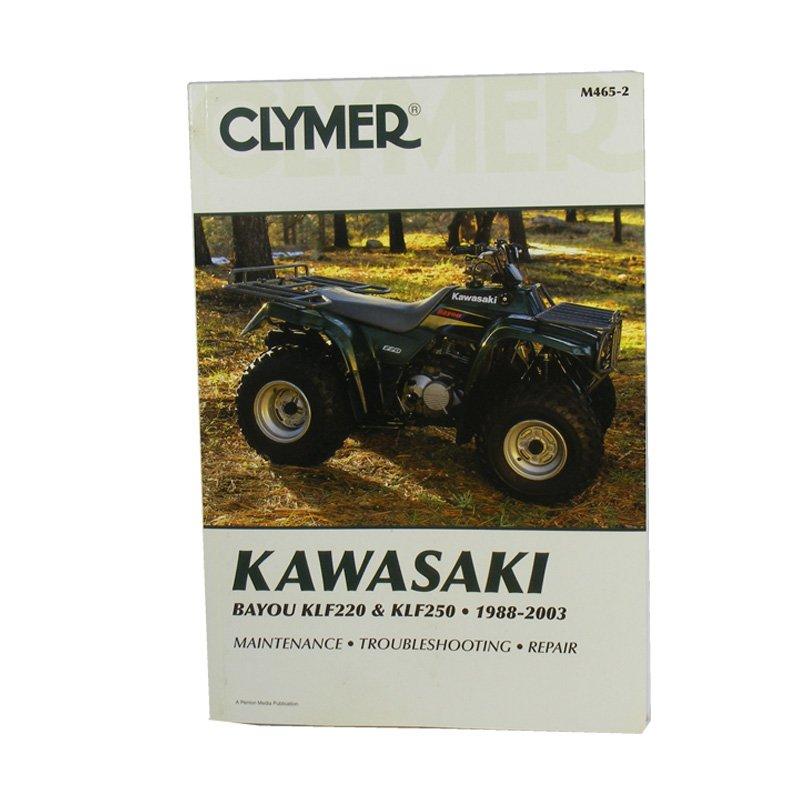 Replacement Exhaust Muffler for Kawasaki ATV Bayou 220 KLF220A 1988-2002