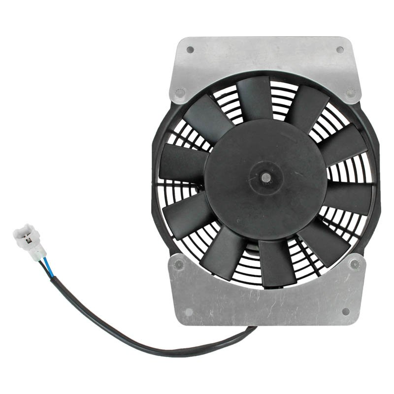 Cooling Fan Motor Assembly Yamaha 2003 2013 Moto Electrical
