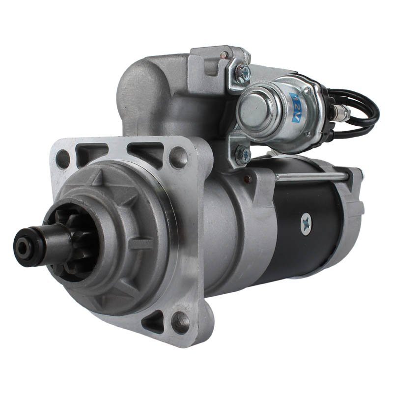 Delco 29mt series type starter motor moto electrical for Types of motor starters
