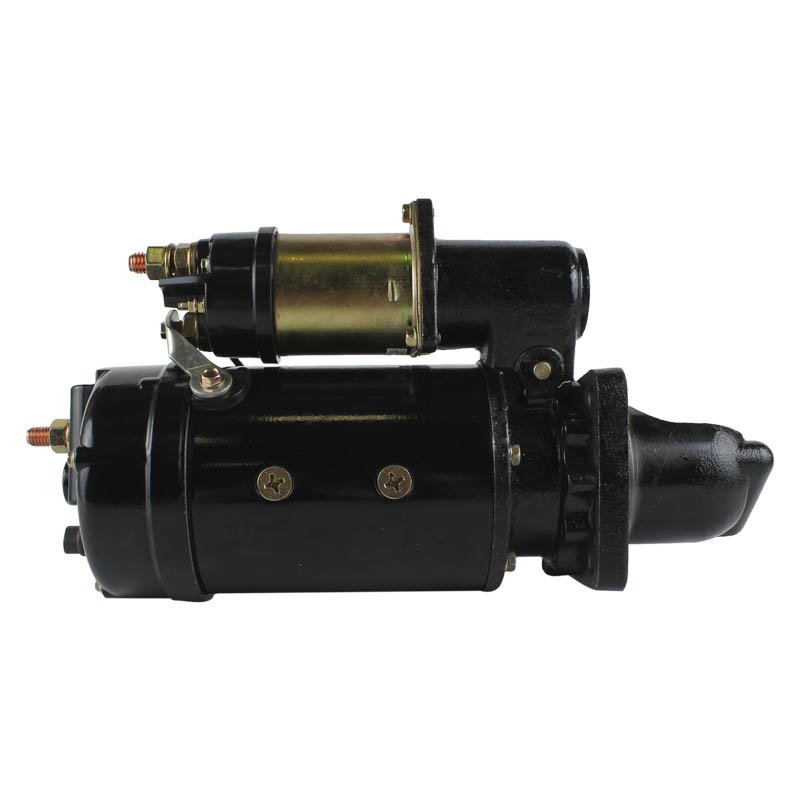 Delco 37mt Series Starter Motor On Ford Moto Electrical