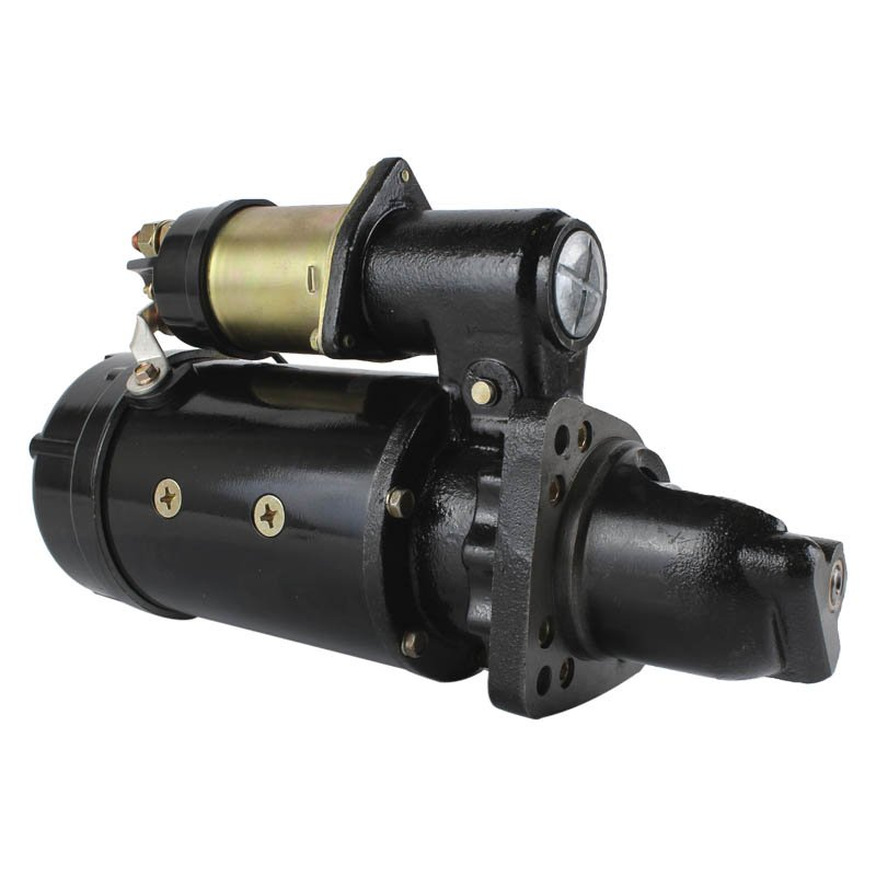 Delco 37mt series starter motor on ford moto electrical for Types of motor starters