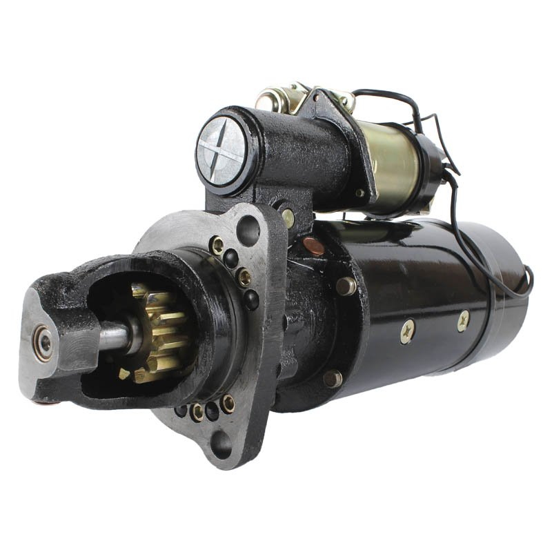 Delco 42mt series type starter motor moto electrical for Types of motor starters