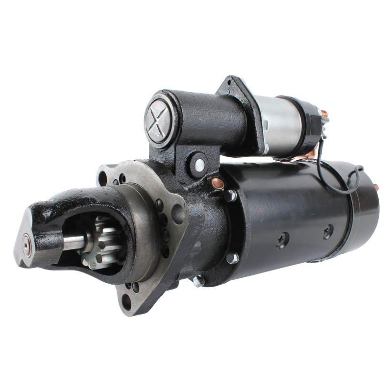 Starter motor sdr0011 delco case cummins caterpiller for Delco remy 42mt starter motor