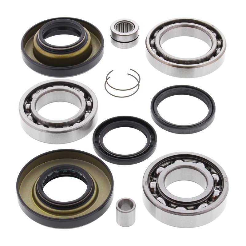 Differential Bearing And Seal Kit Honda Rear Atv City
