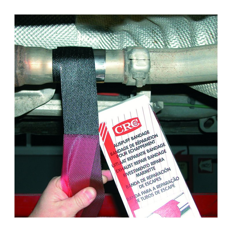 Crc Exhaust Repair Bandage