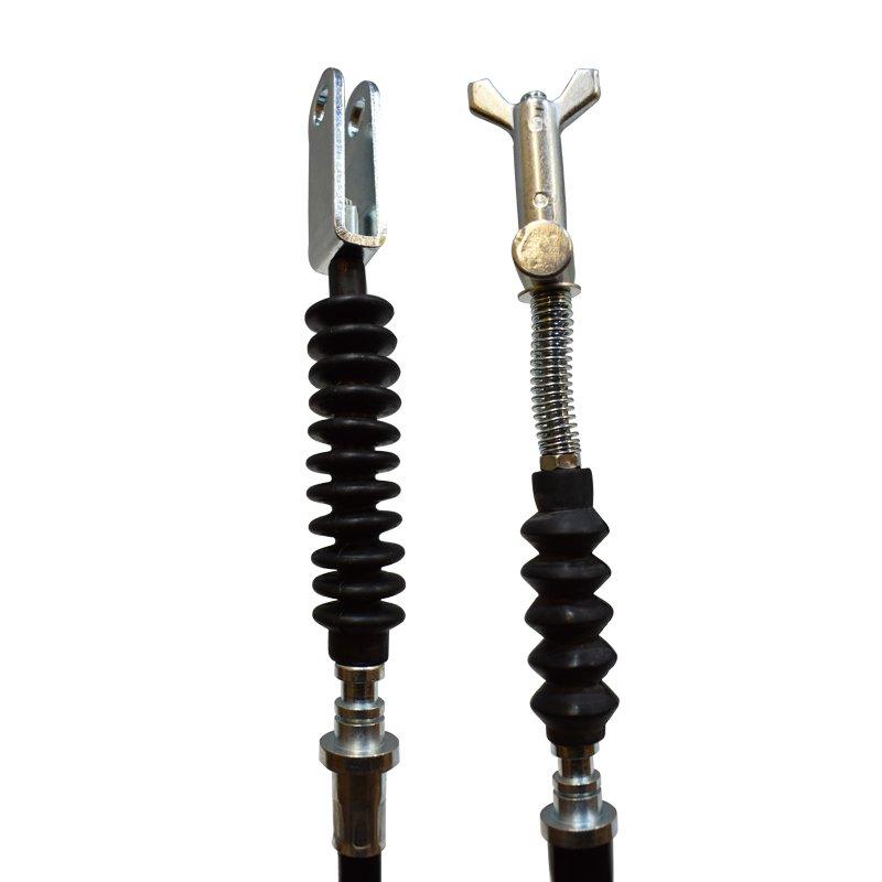 Rear Hand Brake Cable~2007 Kawasaki KVF650 Brute Force 4x4i~Sports Parts Inc.