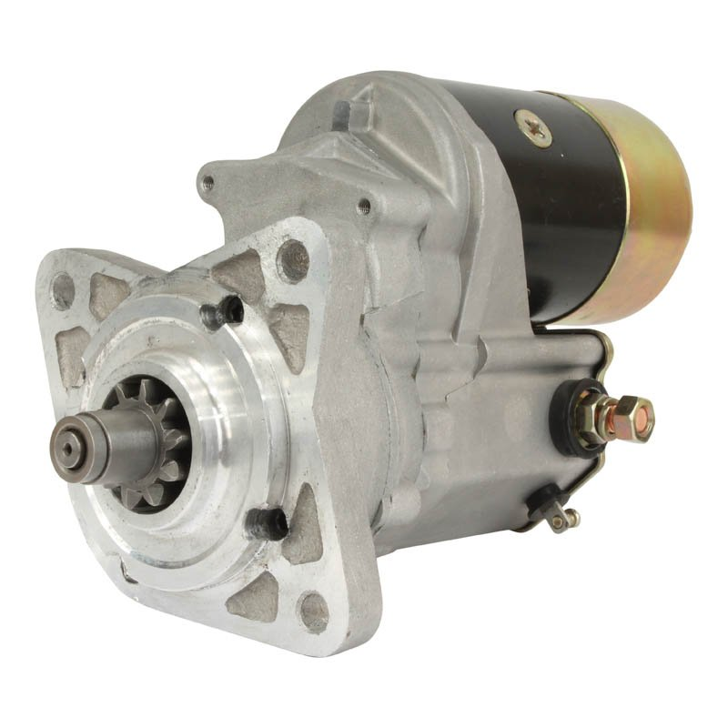 Ford tractor starter motor can be used to replace lucas for Types of motor starters