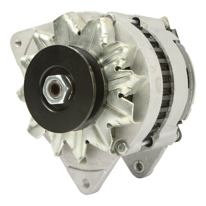 Ford 2600 Tractor Alternator : Alternator alu ford new holland lucas a