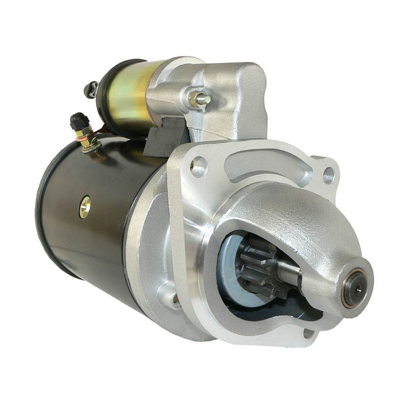 Discount Starter and Alternator New Starter for Case and New ...
